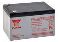 NP12-12FR Yuasa 12v 12Ah Lead Acid Battery From £29.99 EX VAT Buy Online from The Battery Shop